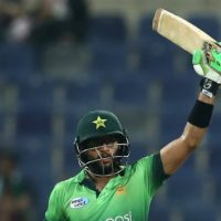 Imam-ul-Haq smashes a ton on his odi debut