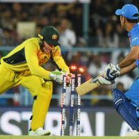 Australia beat India at Guwahati by eight wickets
