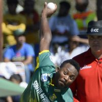 andile phehlukwayo four wickets helped South Africa clinc one-day series against Bangladesh at Paarl