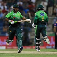 Shadab Khan was man of the moment for Pakistan clinched T20 series against Sri Lank at Abu Dhabi