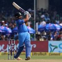 Rohit Sharma led the way with the bat for India to see hosts complete another series win at home